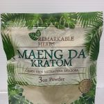 RH MAENG DA GREEN VEIN 3OZ POWDER